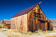 The Kirkwood Livery Stable, Bodie State Historic Park, California USA