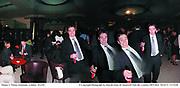 Titanic restaurant. London. 18/2/99. © Copyright Photograph by Dafydd Jones 66 Stockwell Park Rd. London SW9 0DA  Tel 0171 733 0108
