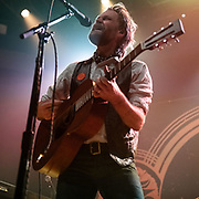 WASHINGTON, DC - January 15, 2020 - Hiss Golden Messenger singer MC Taylor performs at the 9:30 Club in Washington, D.C. (Photo by Kyle Gustafson / For The Washington Post)
