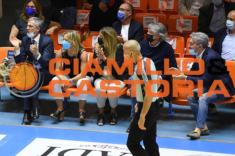 fernando marino <br /> Happy Casa Brindisi - Segafredo Virtus Bologna<br /> Semifinali - Gara 2<br /> Legabasket Serie A UnipolSAI 2020/2021<br /> Brindisi, 25/05/2021<br /> Foto GiulioCiamillo/ Ciamillo-Castoria