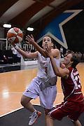 DESCRIZIONE : Roma Basket Campionato Italiano Femminile serie B 2012-2013<br />  College Italia  Gruppo L.P.A. Ariano Irpino<br /> GIOCATORE : Erica Reggiani<br /> CATEGORIA : tiro<br /> SQUADRA : College Italia<br /> EVENTO : College Italia 2012-2013<br /> GARA : College Italia  Gruppo L.P.A. Ariano Irpino<br /> DATA : 03/11/2012<br /> CATEGORIA : palleggio<br /> SPORT : Pallacanestro <br /> AUTORE : Agenzia Ciamillo-Castoria/GiulioCiamillo<br /> Galleria : Fip Nazionali 2012<br /> Fotonotizia : Roma Basket Campionato Italiano Femminile serie B 2012-2013<br />  College Italia  Gruppo L.P.A. Ariano Irpino<br /> Predefinita :