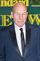 © Licensed to London News Pictures. 03/12/2017. London, UK. SIR PATRICK STEWART attends the London Evening Standard Theatre Awards 2017 held at the Theatre Royal, Dury Lane. Photo credit: Ray Tang/LNP