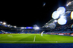 A general view of The King Power Stadium, home to Leicester City - Mandatory by-line: Robbie Stephenson/JMP - 18/12/2018 - FOOTBALL - King Power Stadium - Leicester, England - Leicester City v Manchester City - Carabao Cup Quarter Finals