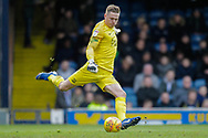 Southend United goalkeeper Nathan Bishop (13) during the EFL Sky Bet League 1 match between Southend United and Luton Town at Roots Hall, Southend, England on 26 January 2019.