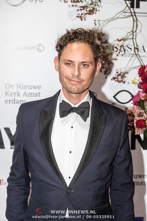 NLD/Amsterdam/20160929 - VIP opening 90 Jaar Marilyn, Cornald Maas