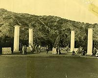 1924 Afternoon play at the Hollywood Bowl