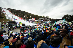Arena during the 7th Ladies'  tSlalom at 55th Golden Fox - Maribor of Audi FIS Ski World Cup 2018/19, on February 2, 2019 in Pohorje, Maribor, Slovenia. Photo by Matic Ritonja / Sportida