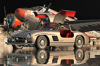 The exterior design of the Mercedes 300SL Gullwings from 1964  is based on the middle-class luxury car and the luxurious interiors are designed on the top luxury car of the world. The Mercedes 300SL Gullwings from 1964  is classified as the luxury car because of its class features like the most luxurious interiors that have the best quality materials, excellent workmanship and the best interior design ideas. The interior designs on the inside have many things in mind when designing the interior of the car. The designers have the best quality material, the most talented and skillful interior designers, and the most innovative ideas.<br /> <br /> The Mercedes 300SL Gullwings from 1964  has a very sporty look with its flat and wide body style and the headlights are the most sporty and powerful of all the lights on the market. The hood and the boot area are also very good looking and the car comes with a very sporty and strong sound system that has a 2-speaker stereo system. The biggest highlight is the large rear window with a great view. All the seats are leather and the dashboard is very nice with the illuminated design. The instrument panel of the car is also very sporty and the dashboard has a very good quality and feel.<br /> <br /> The Mercedes 300SL Gullwings from 1964  comes with the V12 engine that is a powerful engine that is able to propel the car at high speeds. The suspension is spring loaded and the brake is always available to help the driver to take the car to the top. The car has a gearbox and the clutch pedal is located very close to the accelerator. In short the car has all the facilities that any modern day luxurious car should and it has been able to retain the race pace even in the current times when there are more powerful cars in the markets.