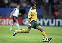 Fotball<br /> Confederations Cup 2005<br /> 15.06.2005<br /> Tyskland v Australia<br /> Foto: Dppi/Digitalsport<br /> NORWAY ONLY<br /> <br /> LUCAS NEILL (AUS)