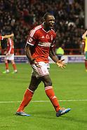 Nottingham Forest v Norwich City 081114