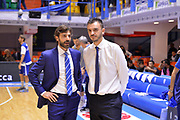 Morea Alberto, Nicola Brianza<br /> Happycasa Brindisi -Red October Cantù<br /> Legabasket SerieA 2018-2019<br /> Brindisi  04/11/2018<br /> Foto Ciamillo - Castoria / Michele Longo