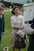 Lady Sarah Chatto The Cartier Style et Luxe during the Goodwood Festivlal of Speed. Goodwood House. 1 July 2012.