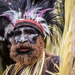 PNG - Sepik Region - Crocodile Festival Ambunti