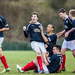 Hamilton 1 v 2 Falkirk, Scottish Cup quarter-final, 2/3/2013.