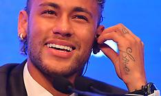 Paris: Neymar Presented to Fans - 5 Aug 2017