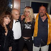 Playboy Night 2004, Ellen Ten Damme, Peter Klashorst, Henk Schiffmacher Louise van Teylingen