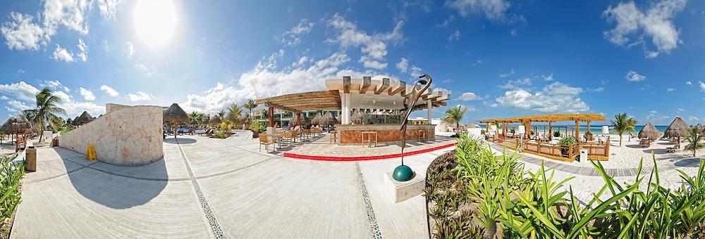 Excellence Playa Mujeres Resort at Playa Mujeres, north of Cancun, Quintana Roo, Mexico