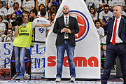 DESCRIZIONE : Campionato 2014/15 Serie A Beko Dinamo Banco di Sardegna Sassari - Grissin Bon Reggio Emilia Finale Playoff Gara6<br /> GIOCATORE : Edi Dembinsky<br /> CATEGORIA : Ritratto Before Pregame<br /> SQUADRA : Rai Sport TV<br /> EVENTO : LegaBasket Serie A Beko 2014/2015<br /> GARA : Dinamo Banco di Sardegna Sassari - Grissin Bon Reggio Emilia Finale Playoff Gara6<br /> DATA : 24/06/2015<br /> SPORT : Pallacanestro <br /> AUTORE : Agenzia Ciamillo-Castoria/C.Atzori