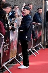 Edinburgh International Film Festival 2019<br /> <br /> Boyz In The Wood (European Premiere)<br /> <br /> Stars and guests arrive on the red carpet<br /> <br /> Pictured: David Hayman<br /> <br /> Alex Todd   Edinburgh Elite media