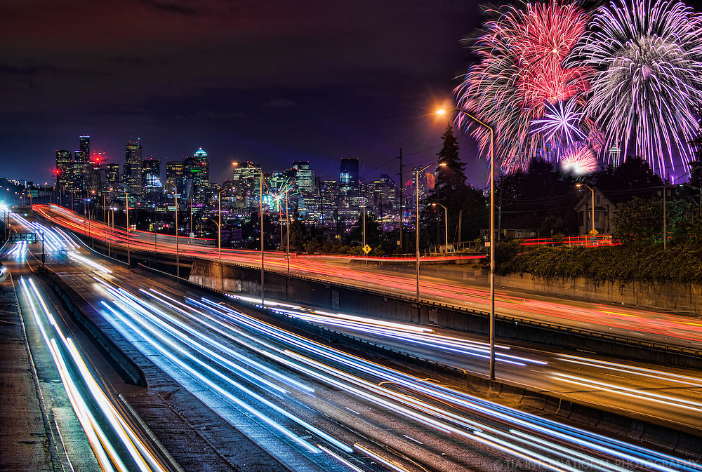 Independence Day 2016, Seattle