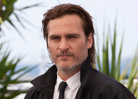 Actor Joaquin Phoenix at the You Were Never Really Here film photo call at the 70th Cannes Film Festival Saturday 27th May 2017, Cannes, France. Photo credit: Doreen Kennedy