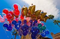 Balloons, Disney's Hollywood Studios, Walt Disney World, Orlando, Florida USA