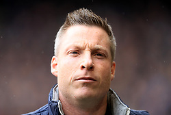 Millwall manager Neil Harris during the match