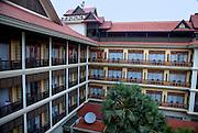Cambodia,  Siem Reap, Empress Angkor Hotel