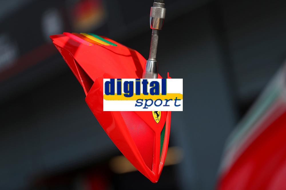 Semaforo Pitlane Ferrari<br /> Monza 30-08-2018 GP Italia <br /> Formula 1 Championship 2018 <br /> Foto Federico Basile / Insidefoto