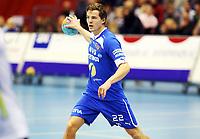 Håndball , 10. okotber 2012 , Eliteserien herrer, Drammen - Elverum<br /> Gøran Sørheim , DHK