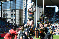 Kevin GOURDON - 25.04.2015 - La Rochelle / Toulon - 23eme journee de Top 14<br />Photo : Caroline Blumberg / Icon Sport