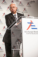 ASEM, Prime minister of Malaysia,Mohammad Najib Razak