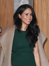 Duchess of Sussex attending the annual WellChild Awards at The Royal Lancaster Hotel, London. Photo credit should read: Doug Peters/EMPICS