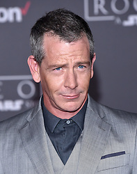 December 10, 2016 - Hollywood, California, U.S. - BEN MENDELSOHN arrives for the premiere of the film 'Rogue One: A Star Wars Story' at the Pantages theater. (Credit Image: © Lisa O'Connor via ZUMA Wire)