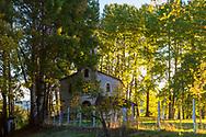 Church in village of Gela