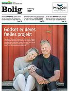 Tirsbæk Gods. Jyllands-Posten Bolig