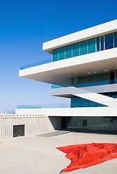 Veles e Vents. Valencia. Chipperfield Architect