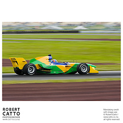 Raphael Matos at the A1 Grand Prix of New Zealand at the Taupo Motorsport Park, Taupo, New Zealand.