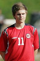 Fotball / Football<br /> International U 17 Team Tournament<br /> Norge v Polen 3-1<br /> Norway v Poland 3-1at La Manga - Spain<br /> Poland played in Norways white changing shirts<br /> 05.02.2007<br /> Foto: Morten Olsen, Digitalsport<br /> <br /> Portretter Norge / Portraits Norway<br /> <br /> Jean Norana - Viking