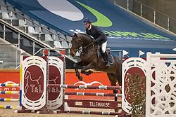 Van Den Broeck Tim, BEL, Romulus de Mariposa<br /> Pavo Hengsten competitie - Oudsbergen 2021<br /> © Hippo Foto - Dirk Caremans<br />  22/02/2021