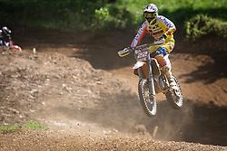 during Slovenian Championship in Motocross, on June 2nd, 2019 in Orehova Vas, Slovenia. Photo by Blaž Weindorfer / Sportida