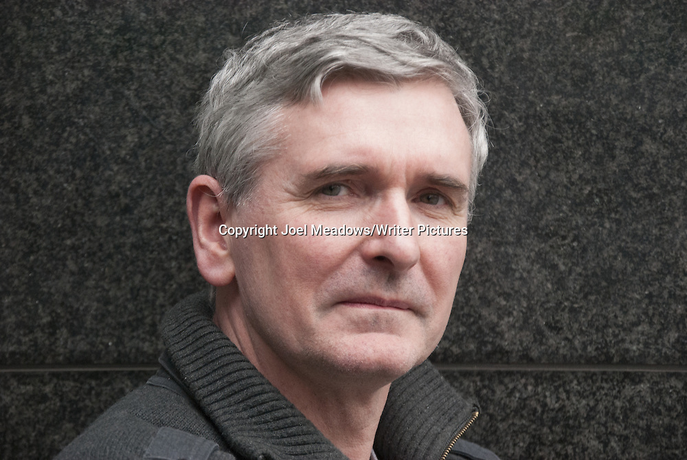 Mike Carey in London<br /> 29th January 2014<br /> <br /> Photograph by Joel Meadows/Writer Pictures<br /> <br /> <br /> WORLD RIGHTS