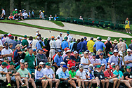 Kevin O'Connell (USA)(AM) on the 2nd tee during the 1st round at the The Masters , Augusta National, Augusta, Georgia, USA. 11/04/2019.<br /> Picture Fran Caffrey / Golffile.ie<br /> <br /> All photo usage must carry mandatory copyright credit (© Golffile | Fran Caffrey)