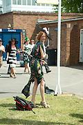OLIVIA INGE, Royal Ascot. Tuesday. 14 June 2011. <br /> <br />  , -DO NOT ARCHIVE-© Copyright Photograph by Dafydd Jones. 248 Clapham Rd. London SW9 0PZ. Tel 0207 820 0771. www.dafjones.com.