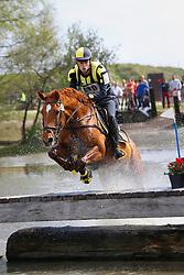 Clompen Joachim, BEL, Chirana Z<br /> Nationale LRV-Eventingkampioenschap Minderhout 2017<br /> © Hippo Foto - Kris Van Steen<br /> 30/04/17