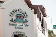 Urth Caffe Organic Coffees and Teas in Pasadena