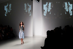 """London, 17 September 2013<br /> LONDON FASHION WEEK<br /> DESIGNER NAME: Maria Grachvogel<br /> <br /> BACKGROUND:  """"I started cutting and making clothes from around the age of 12, when I learned the basics of pattern cutting and assembly at school in the Fashion and Textiles class. Then my own fascination for cut, form and drape led me to develop my own blocks and cutting techniques which have been the basis of my work. It was always my dream to be a designer with my own label and I therefore started my own business when I was 18."""" <br /> <br /> SIGNATURES: """"I use unconventional methods of cutting and fitting to create clothes that work in harmony with a woman's body""""<br /> <br /> TRADEMARK PIECE: """"The most fabulously cut trousers, jumpsuits and my artwork prints.""""<br /> <br /> IDEAL CLIENT: """"It's all about attitude. A strong, confident woman is drawn to my collection. She has an innate sense of her own style but is also willing to trust me to try something new.""""<br /> Contact details<br /> Sales Contact<br /> <br /> Lynn Culliton<br /> lynn@pollykingandco.com<br /> Tel: +44 (0) 20 7729 8601<br /> <br /> Press Contact<br /> <br /> Katie Montgomery<br /> katie@pollykingandco.com<br /> Tel: +44 (0) 20 7713 7991"""