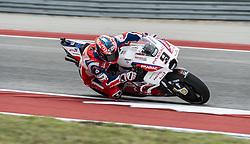 "April 21, 2018 - Austin, Texas, U.S.A - 9 Ã'DANILO PETRUCCIÃ"" of Alma Pramac Racing coming out of turn 2 in the free practice 3 (Credit Image: © Hoss Mcbain via ZUMA Wire)"