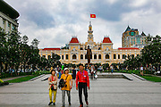 Saigon, Vietnam, Asia