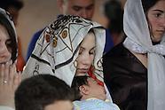 Christening in Stepanakert